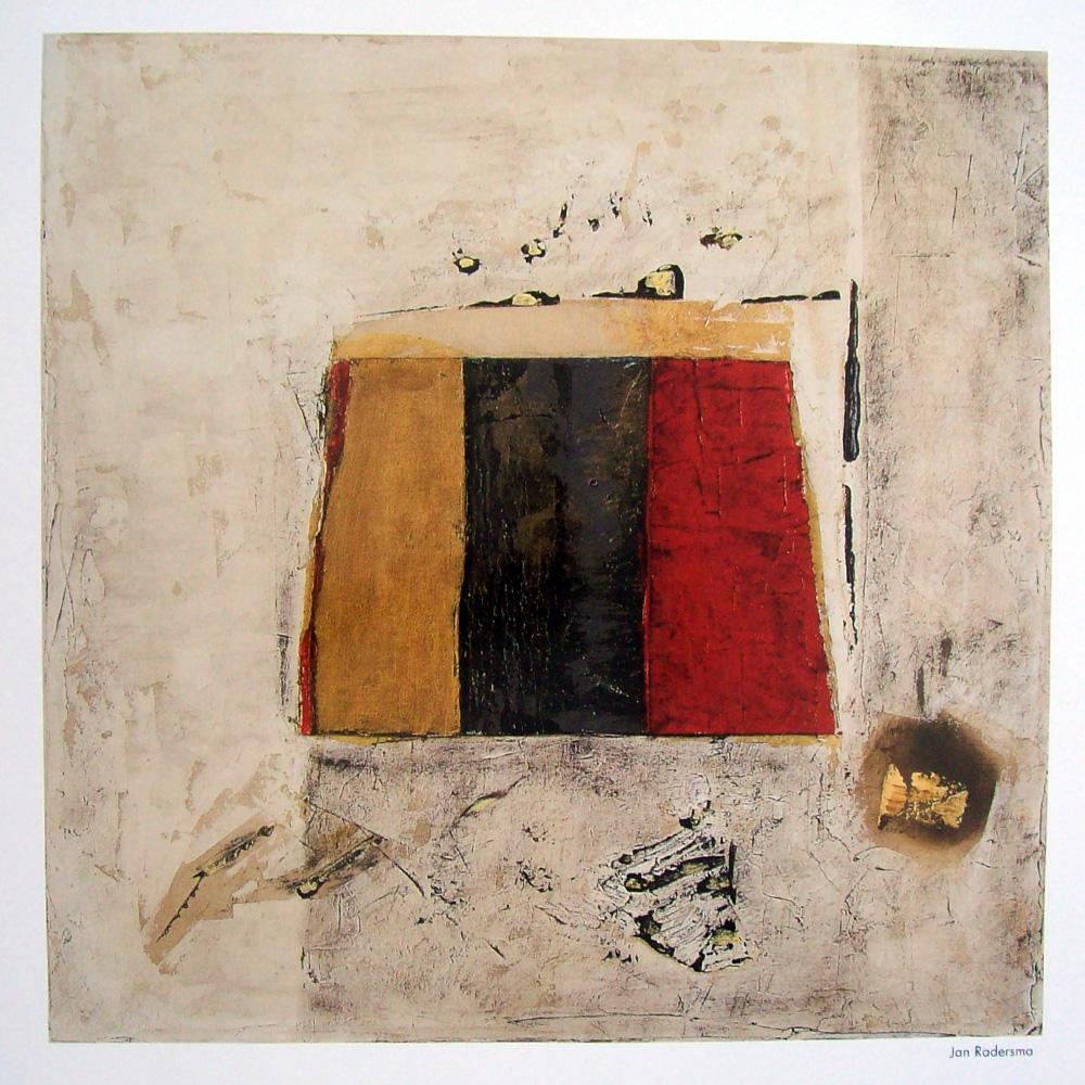 Schilderij door Jan Radersma