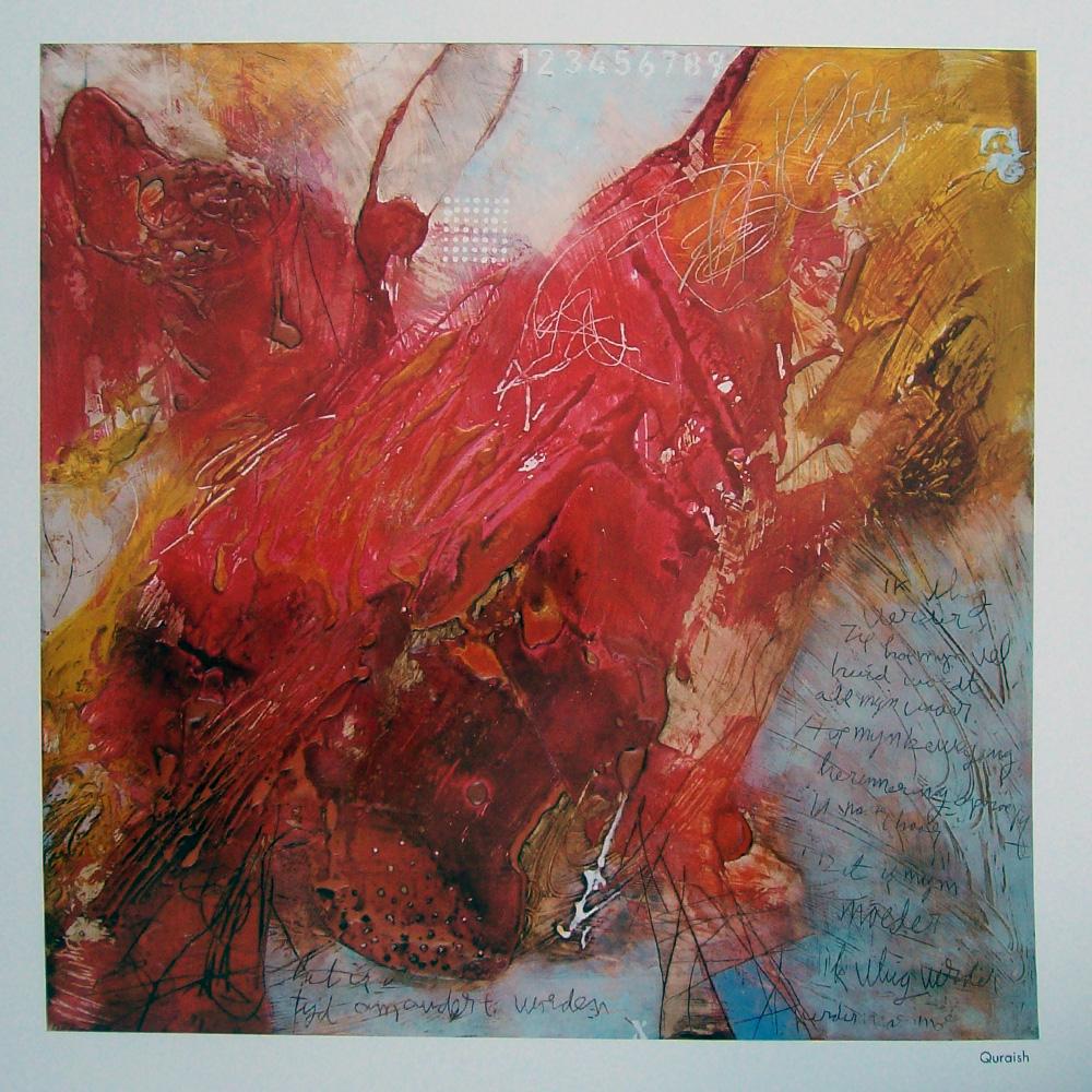 Schilderij door Quraish