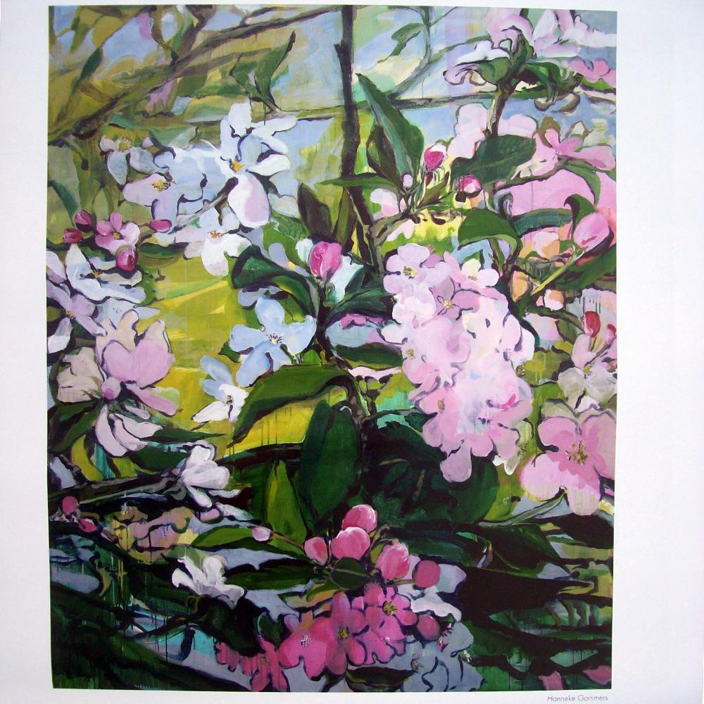 Schilderij door Hanneke Gommers