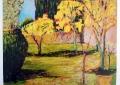 Schilderij door Elmar Gille