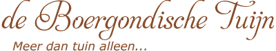de Boergondische Tuijn logo