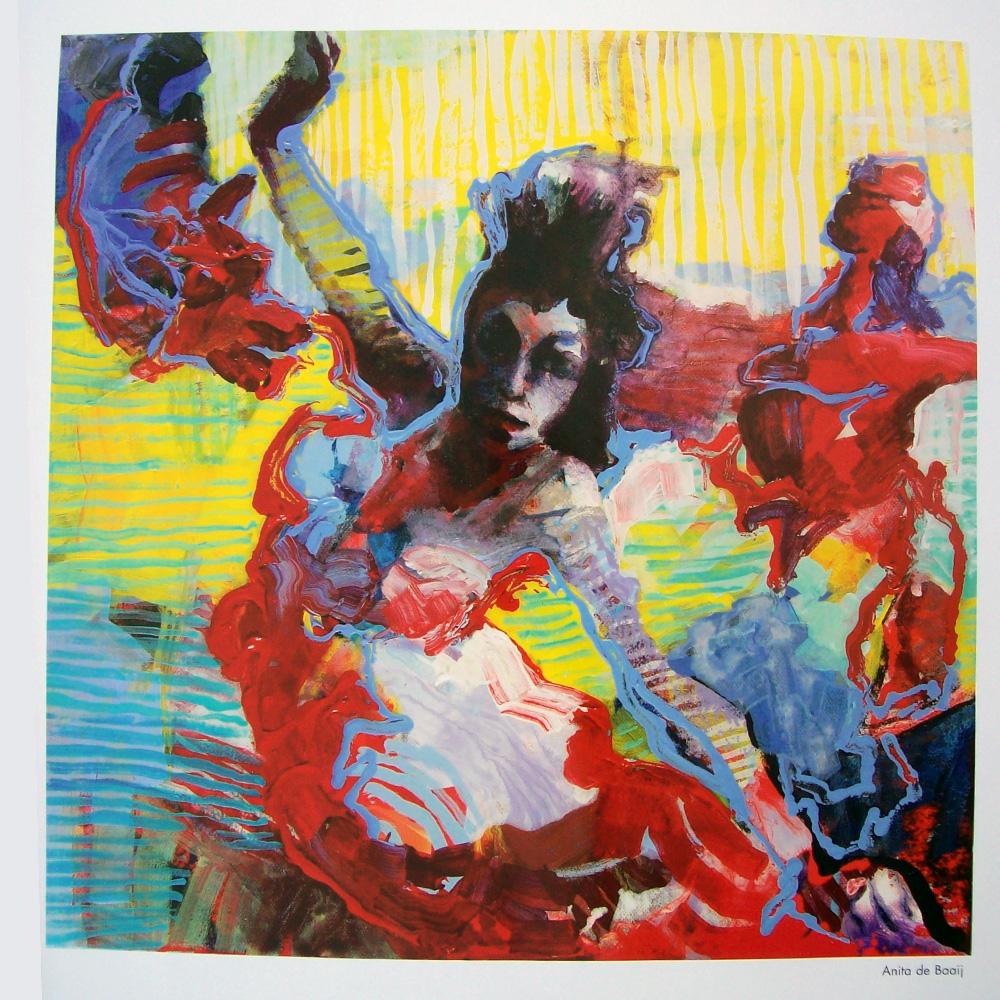Schilderij door Anita de Baaij