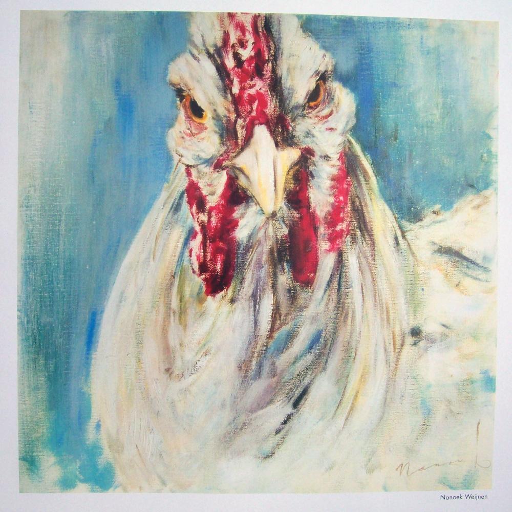 Schilderij door Nanoek Weijnen