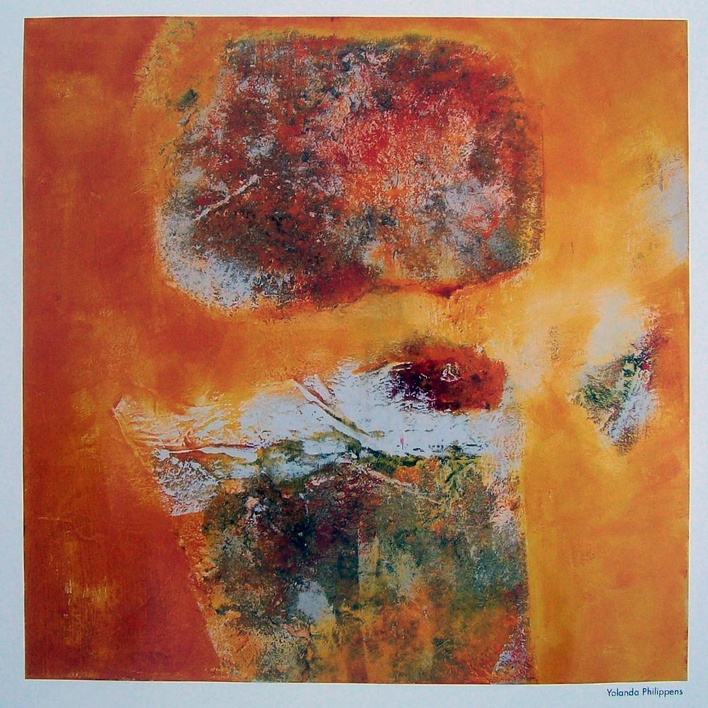 Schilderij door Yolanda Philippens