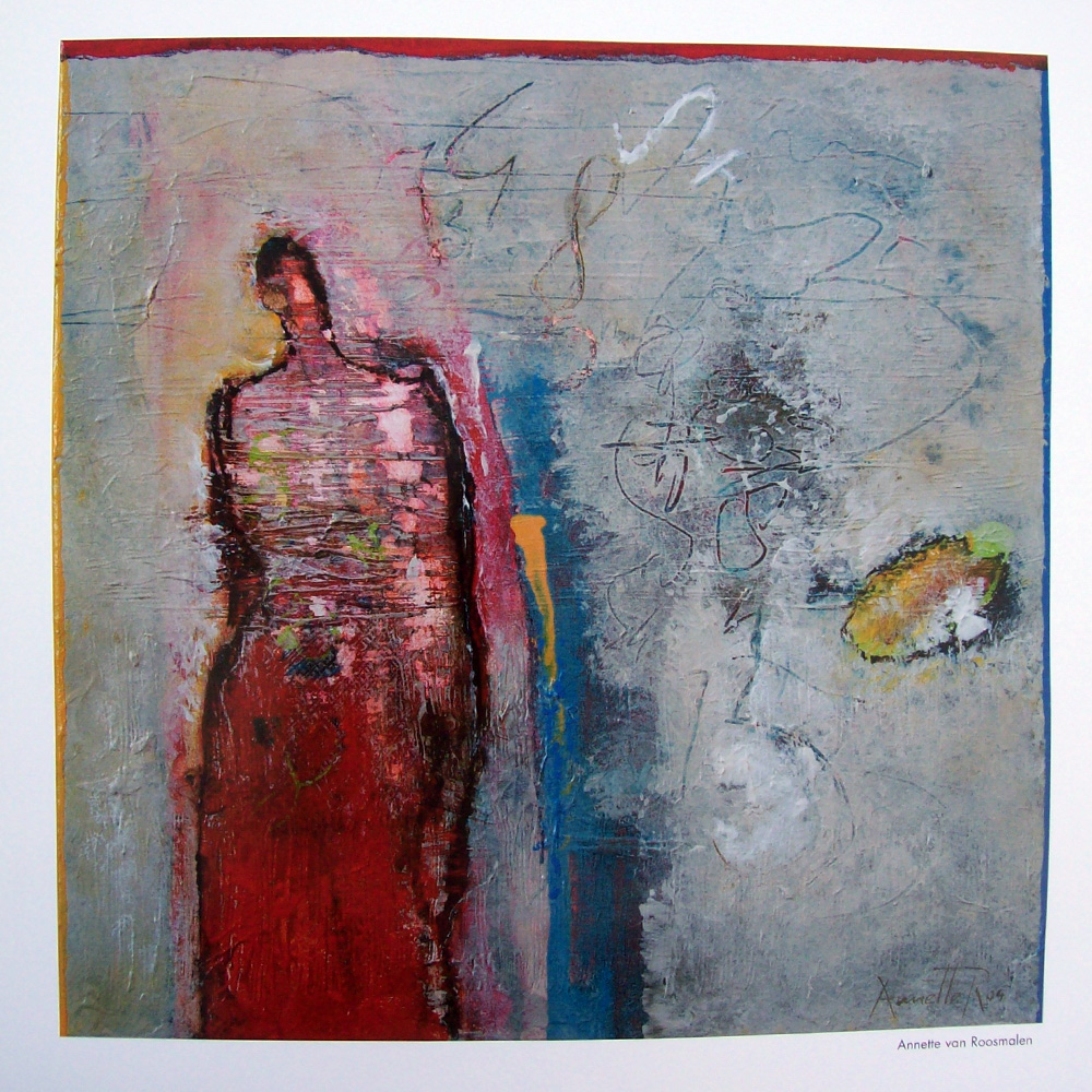 Schilderij door Annette van Roosmalen
